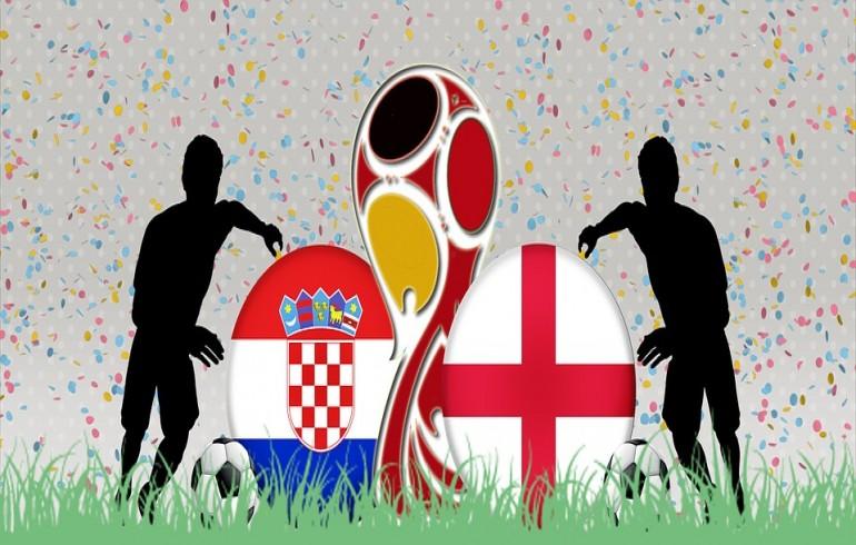 Fifa World Cup 2018: Semi Finals: England vs. Croatia
