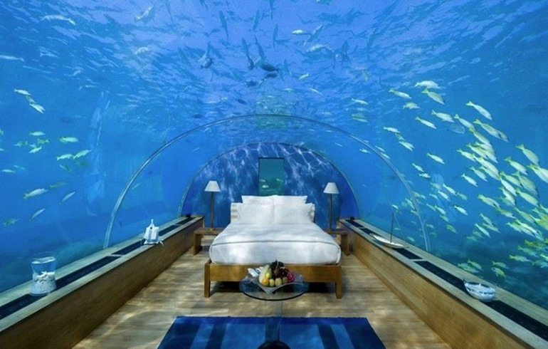 6 of the craziest places you can stay in the world