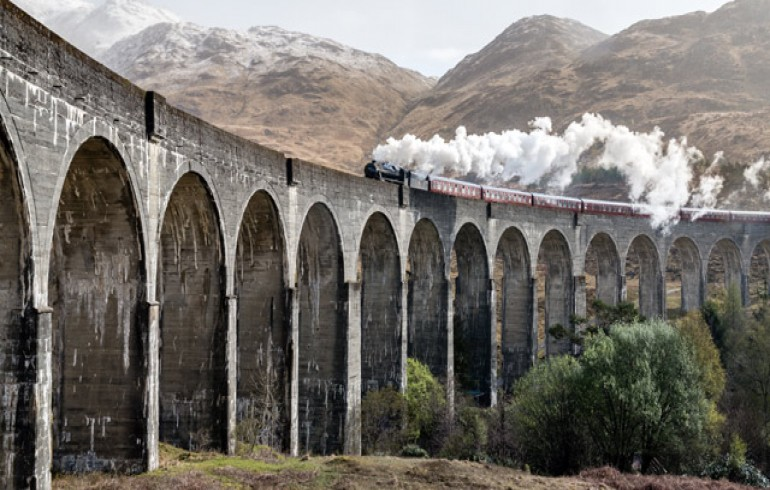 5 Countries to Visit by Train